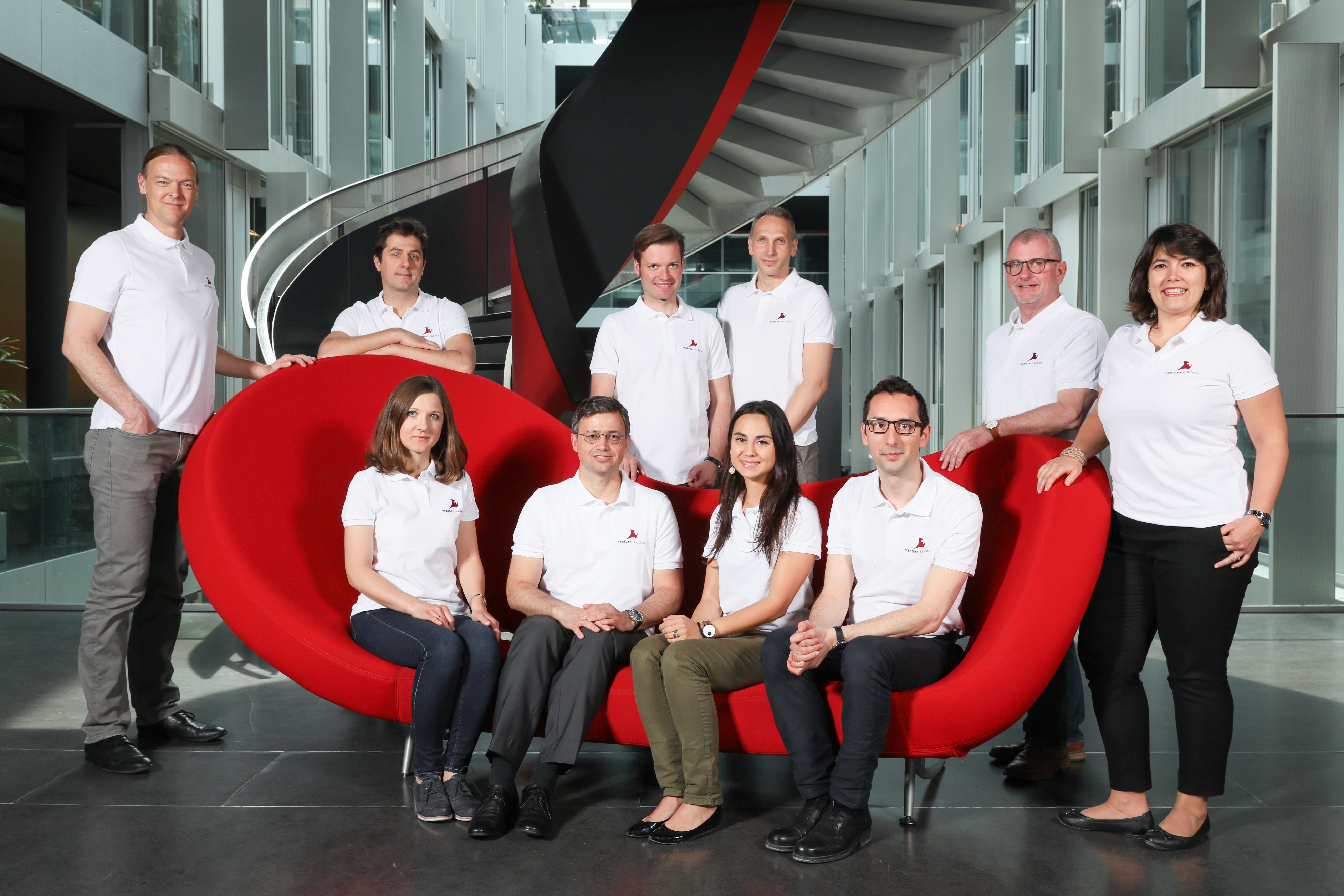Venture Leaders Life Sciences team 2019